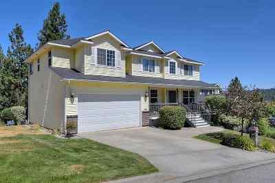 Spokane WA Single Family Home For Sale: $379,900