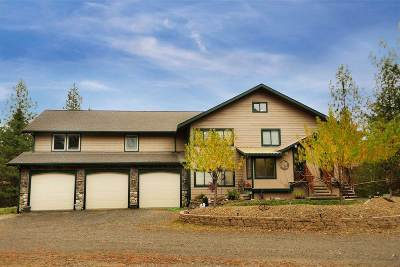Single Family Home For Sale: 10014 E Laurel Rd