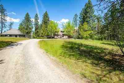 Spokane Single Family Home For Sale: 1607 E Estates Rd