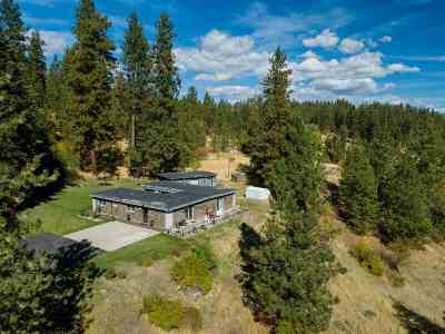 Otis Orchards WA Single Family Home For Sale: $495,000