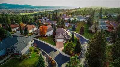 Spokane Single Family Home For Sale: 7704 E Woodland Ln