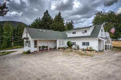 Sandpoint Multi Family Home For Sale: 10485 N Boyer Rd