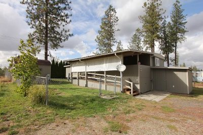 Chattaroy Mobile Home For Sale: 35312 N Newport Hwy #22