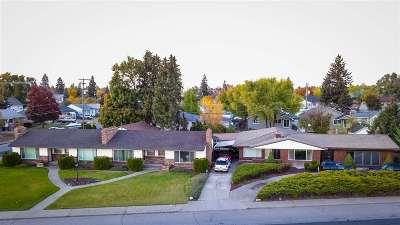 Spokane Multi Family Home For Sale: 2905/2909 E Illinois Ave