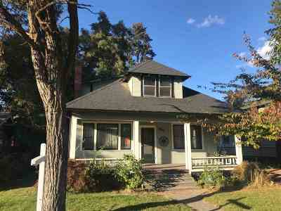 Spokane Single Family Home Chg Price: 809 E 33rd Ave