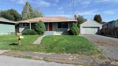 Spokane Valley Single Family Home For Sale: 820 N Woodlawn Rd