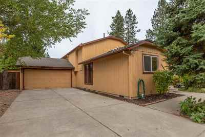 Spokane Single Family Home For Sale: 3306 W 7th Ave