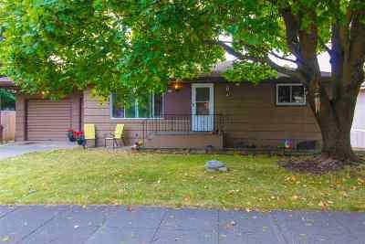Spokane Single Family Home For Sale: 211 W Glass Ave