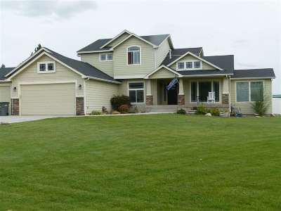 Nine Mile Falls Single Family Home For Sale: 6281 Kristen Ct