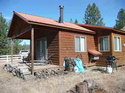 Nine Mile Falls WA Single Family Home For Sale: $197,500