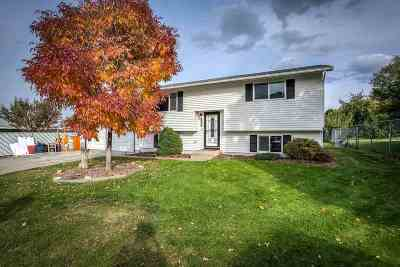 Spokane Valley Single Family Home Chg Price: 1215 S Wilbur Rd