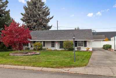Spokane Valley Single Family Home For Sale: 12803 E Desmet Ave