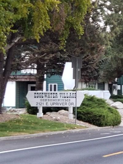 Spokane Condo/Townhouse For Sale: 2121 E Upriver Dr #20