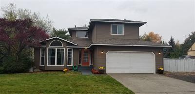 Spokane Single Family Home For Sale: 2907 E 64th Ct