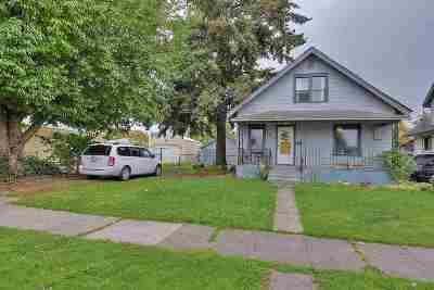 Single Family Home Ctg-Inspection: 2714 E Nora Ave