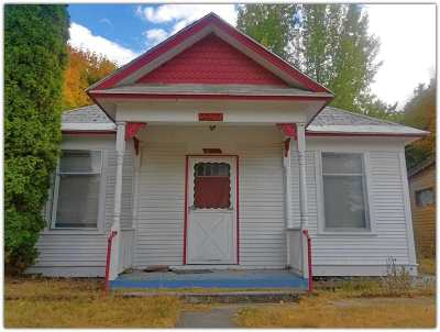 Single Family Home For Sale: 107 W Lincoln Ave