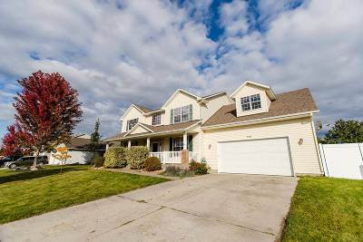Coeur D Alene Single Family Home For Sale: 7924 N Carrington Ln