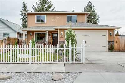Spokane Single Family Home New: 1318 E Joseph Ave