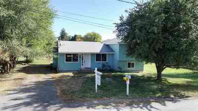 Spokane Valley Single Family Home For Sale: 706 N Ella Rd
