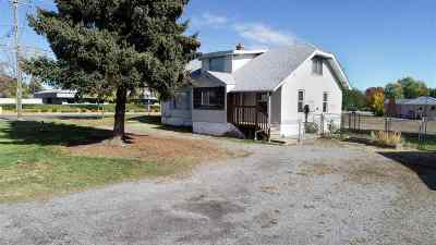 Spokane Valley WA Single Family Home New: $198,000