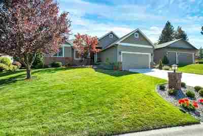 Spokane Single Family Home For Sale: 4539 E Glenngrae Ln