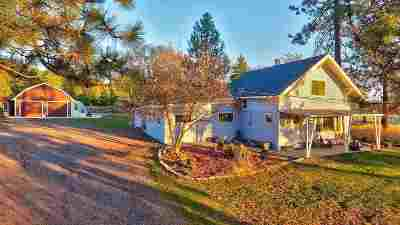 Cheney Single Family Home For Sale: 12001 S State Route 904 Hwy