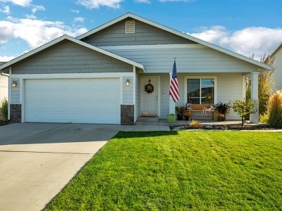 Airway Heights WA Single Family Home For Sale: $219,900