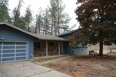 Spokane Single Family Home For Sale: 11210 N Madison St