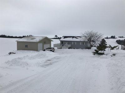 Spokane Single Family Home For Sale: 7004 E Wagner Rd