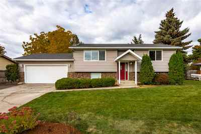 Spokane Valley Single Family Home For Sale: 2920 S Wilbur Rd