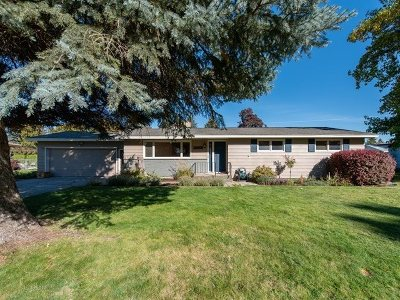 Spokane Valley Single Family Home Chg Price: 11713 E 18th Ave