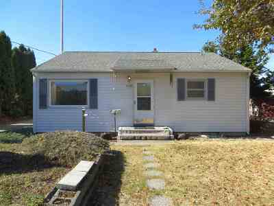 Single Family Home Ctg-Inspection: 1015 N Stout Rd