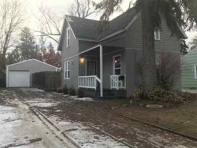 Spokane Single Family Home Bom: 1312 E 38th Ave
