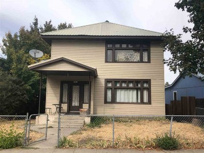 Single Family Home Ctg-Inspection: 383 E 8th Ave