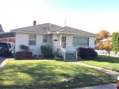 Spokane Single Family Home New: 5731 N C St