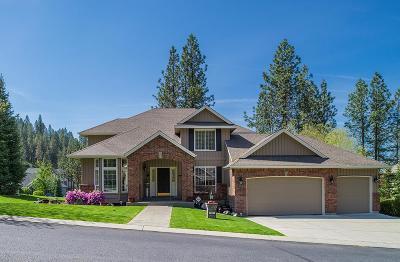 Spokane Single Family Home For Sale: 1414 E Blackwood Ln
