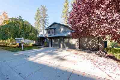 spokane Single Family Home For Sale: 4823 S Kip Ln