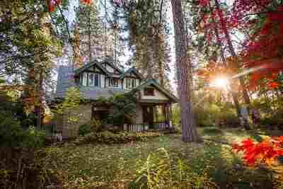 Spokane Single Family Home For Sale: 1230 E 14th Ave