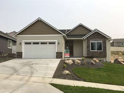 spokane Single Family Home New: 2711 S Seabiscuit Dr