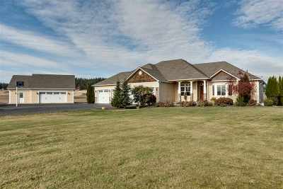 Spokane Single Family Home Chg Price: 10517 E Peone Landing Ln