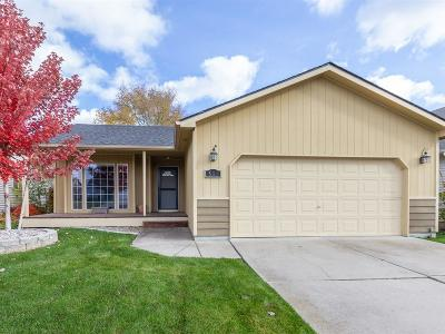 Spokane Valley Single Family Home Active No Show: 519 S Lucille Ct