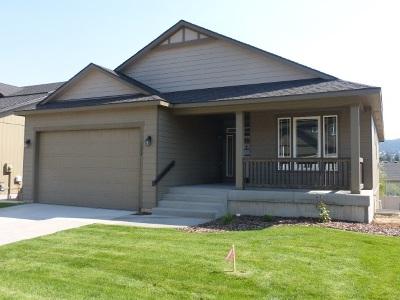 spokane Single Family Home For Sale: 3317 S Dearborn Ln