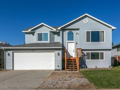 Spokane Valley Single Family Home New: 4615 E 13th Ave