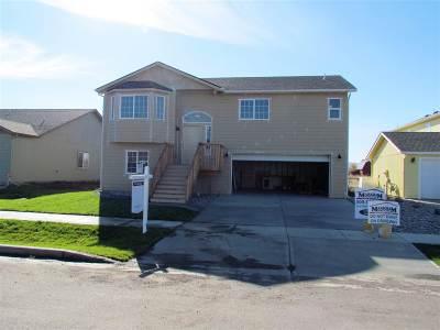 spokane Single Family Home New: 9806 E Hoffman