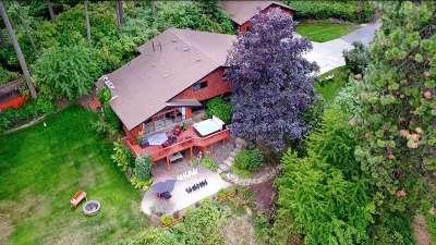 Colbert Single Family Home New: 19120 N Dunn Rd