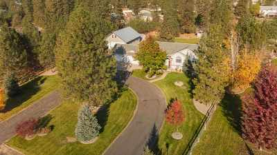 Nine Mile Falls WA Single Family Home Ctg-Sale Buyers Hm: $410,000