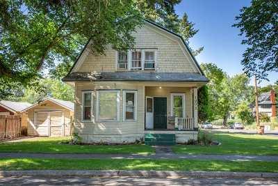 Spokane Multi Family Home New: 1202 W Augusta Ave