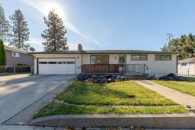 Spokane Single Family Home New: 1323 W Woodside Pl