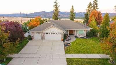 Spokane Single Family Home Chg Price: 6704 W Iroquois Dr