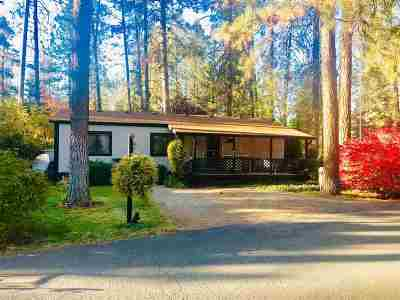 Spokane Mobile Home For Sale: 8900 S Mullen Hill Rd #20